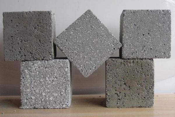 Производство материала в соответствии с классификацией бетонов