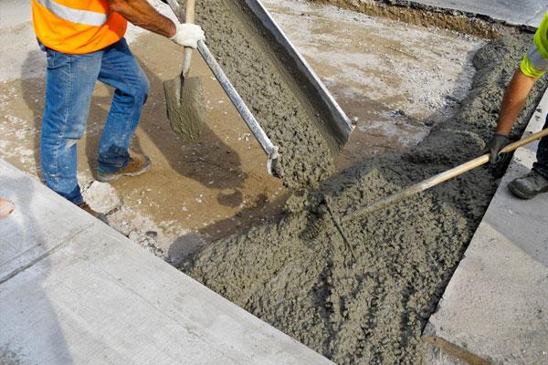 Лидер среди строительных смесей – бетон