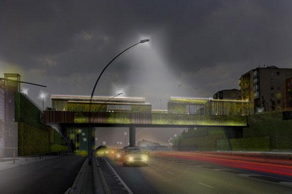 Фотокаталитический бетон будут использовать для реконструкции моста в Испании!