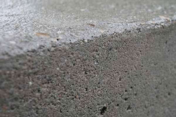 Про новый бетон на кубовидном песке
